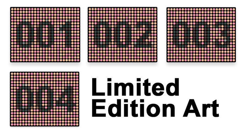 Crowdfunded Limited-Edition Art