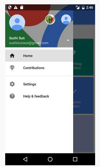 Crowdsourced Feedback Apps