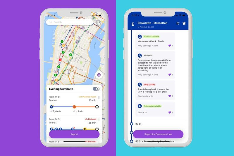 Crowdsourced Subway Apps