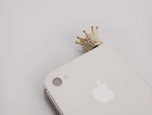 Crown Phone Accessories