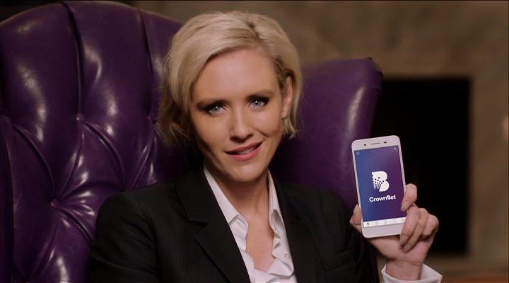 Humorous Female-Driven Gambling Ads