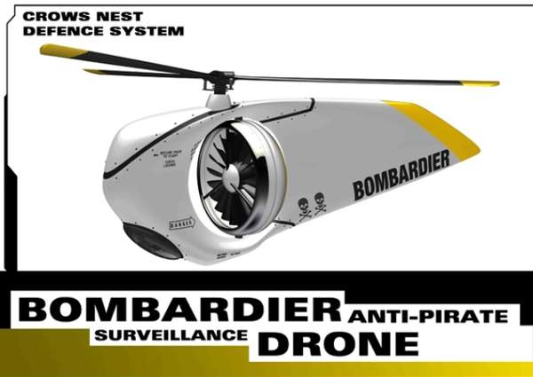 Anti-Pirate Copters