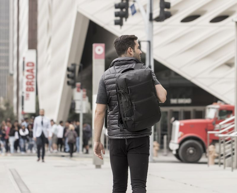 Modular Commuter Backpacks
