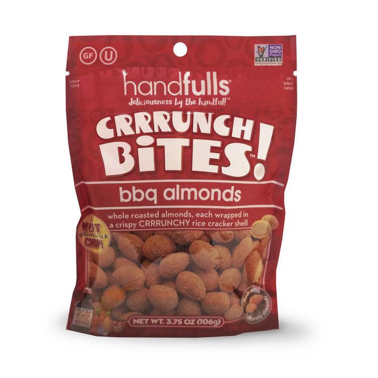 Chip-Wrapped Nut Snacks