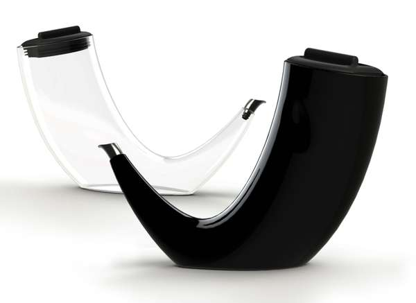 Drinking Horn Decanters