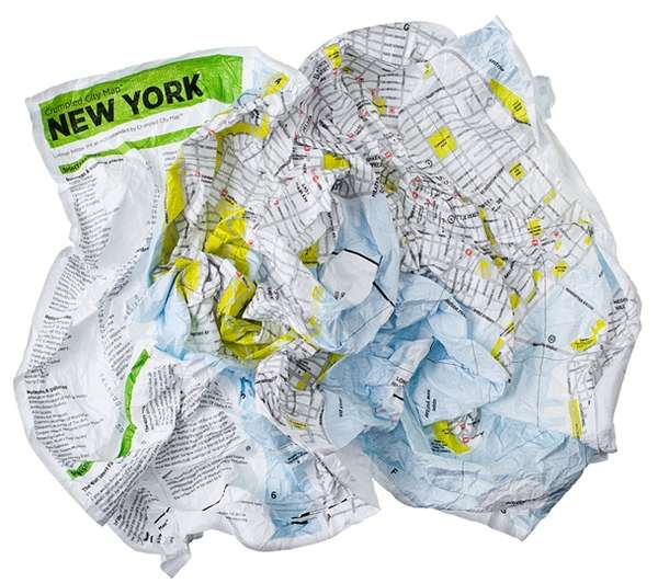 Compact Collapsible Maps