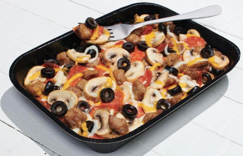 Crustless Keto-Friendly Pizzas