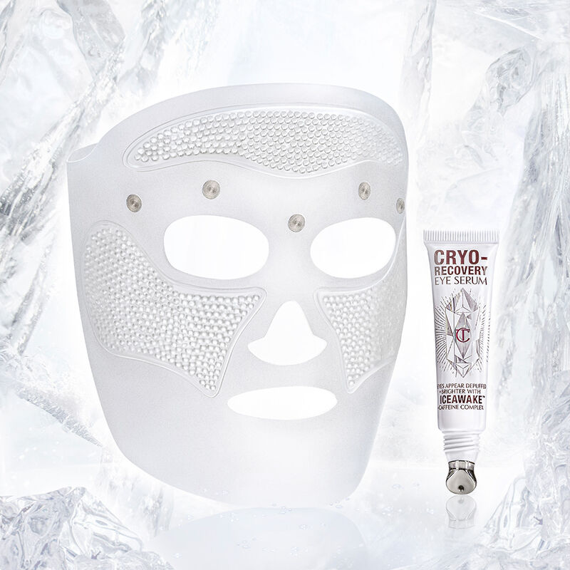 Cryotherapy-Inspired Face Masks