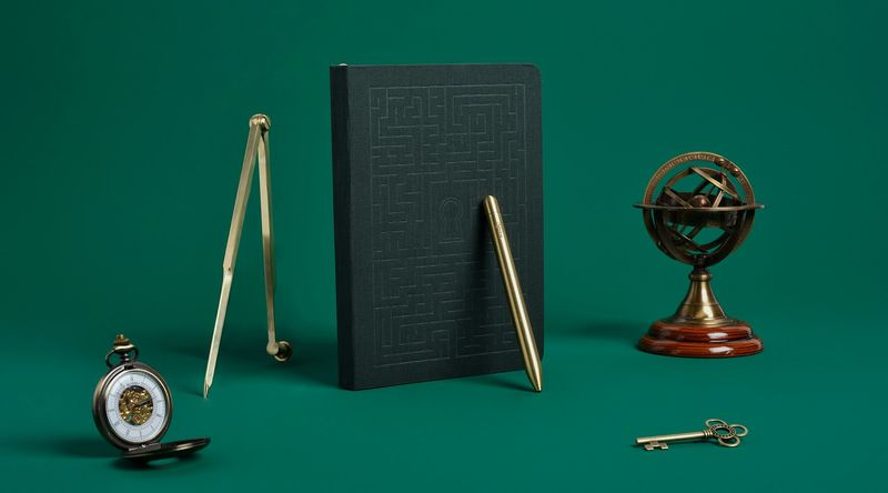 Cryptic Notebook Kits