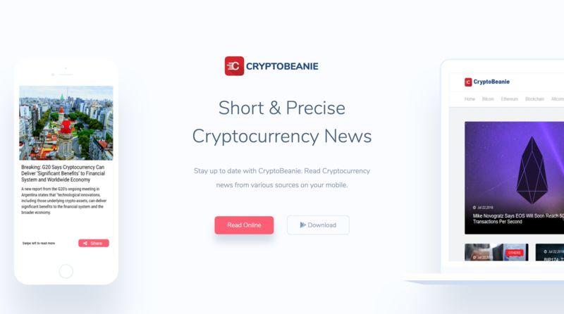 Cryptocurrency News Aggregator Platforms