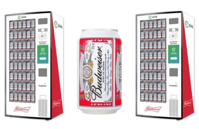 Blockchain Beer Dispensers