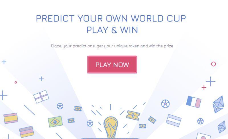 Blockchain Soccer Betting Games