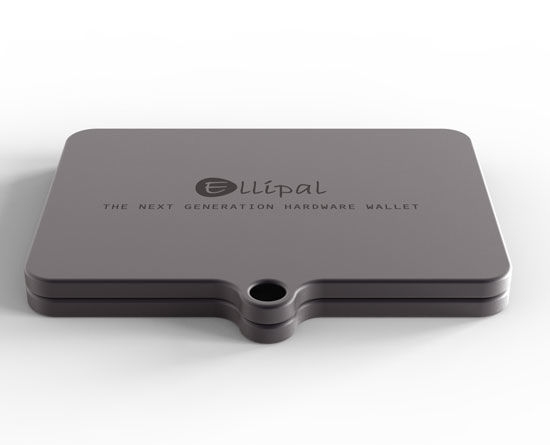 Offline Cryptocurrency Backup Devices