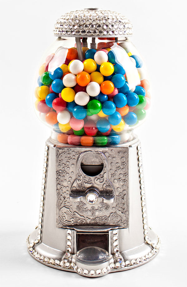 Lavishly Nostalgic Candy Dispensers