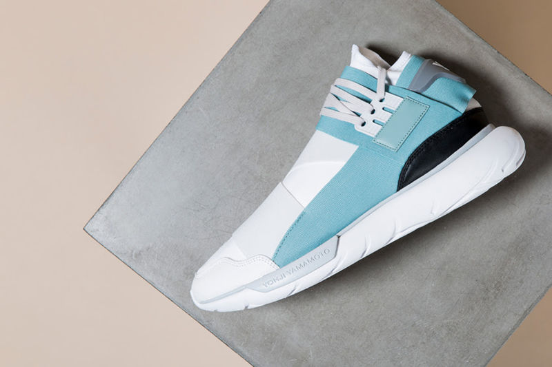 Streamlined Elastic Sneakers