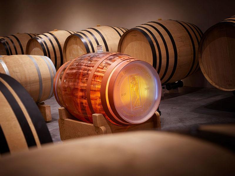 Crystal Wine Barrels