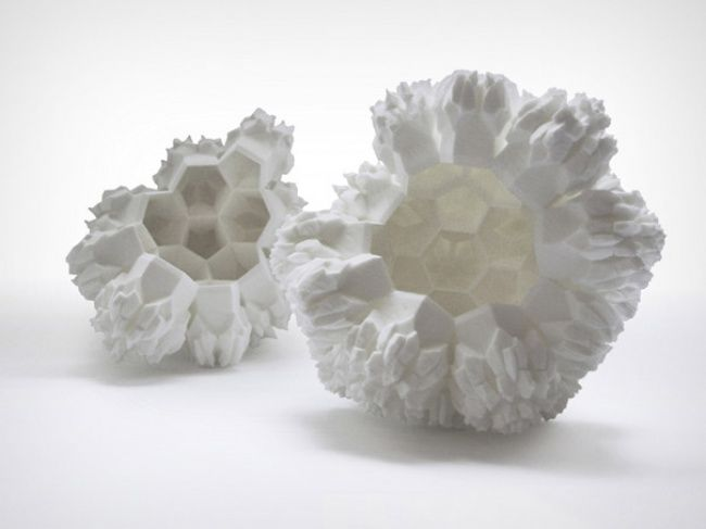Organic Printed Objects