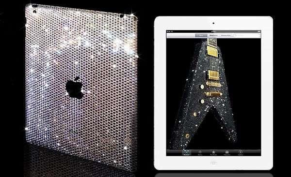 Crystalline Tablet Cases