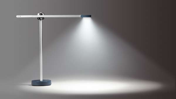 Long-Life Desk Lamps