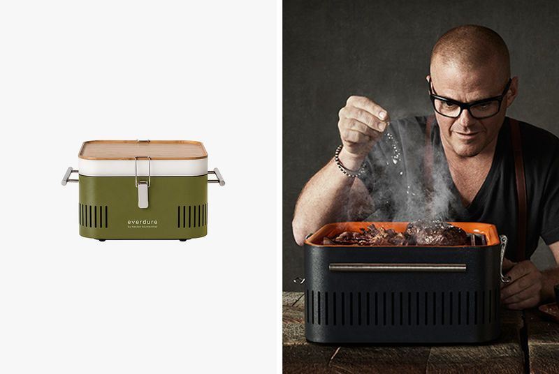 Travel Ready Charcoal Grills Cube Grill