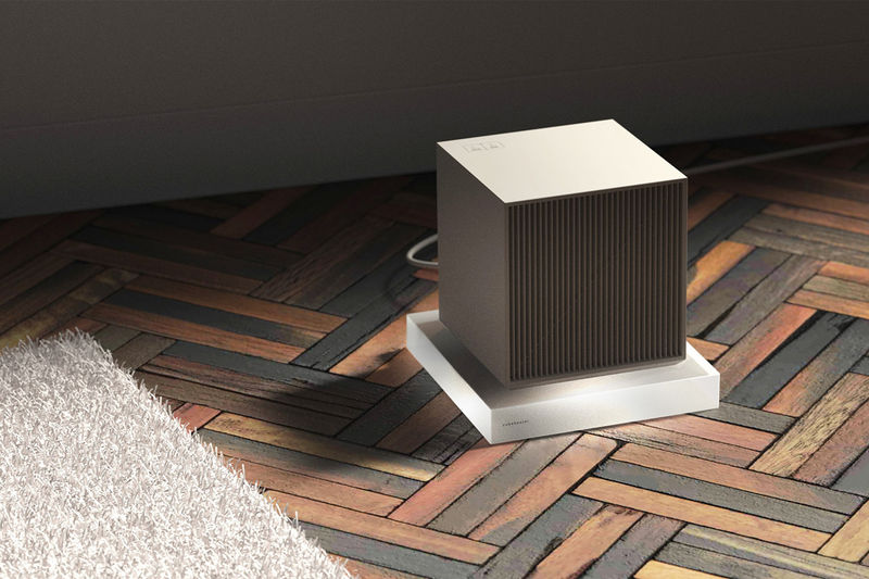 Ultra-Chic Space Heaters
