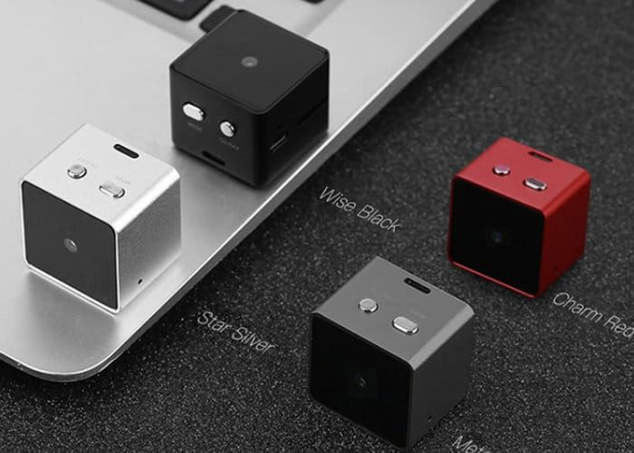 Compact HD Cube Cameras
