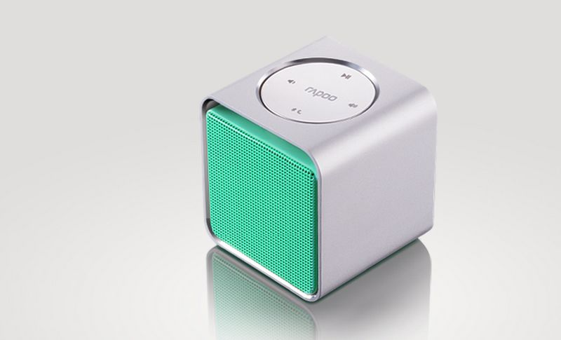 Cubic Bluetooth Speakers