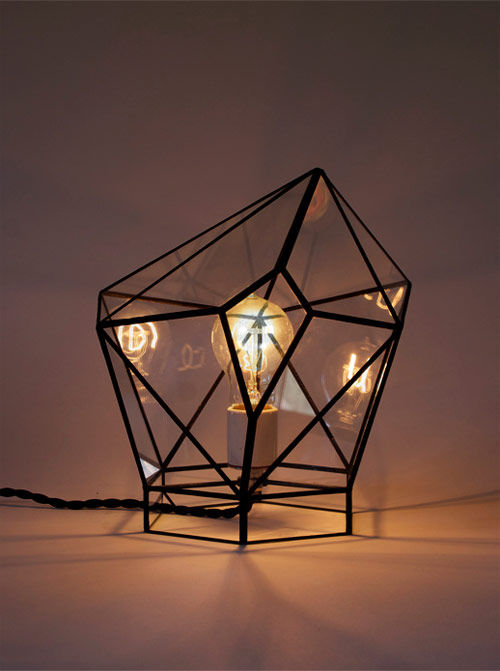 Geometric Night Lights