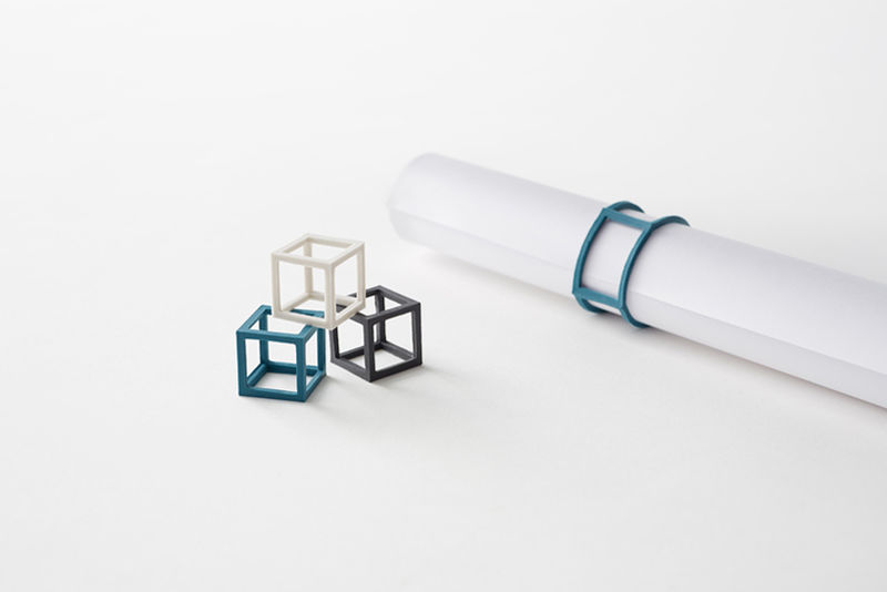 Modernist Paper Holders
