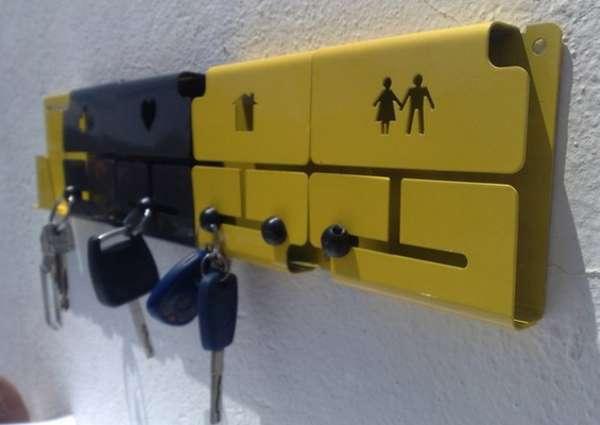 Modular Key Racks