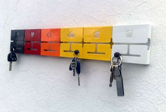 Gradient Key Hooks