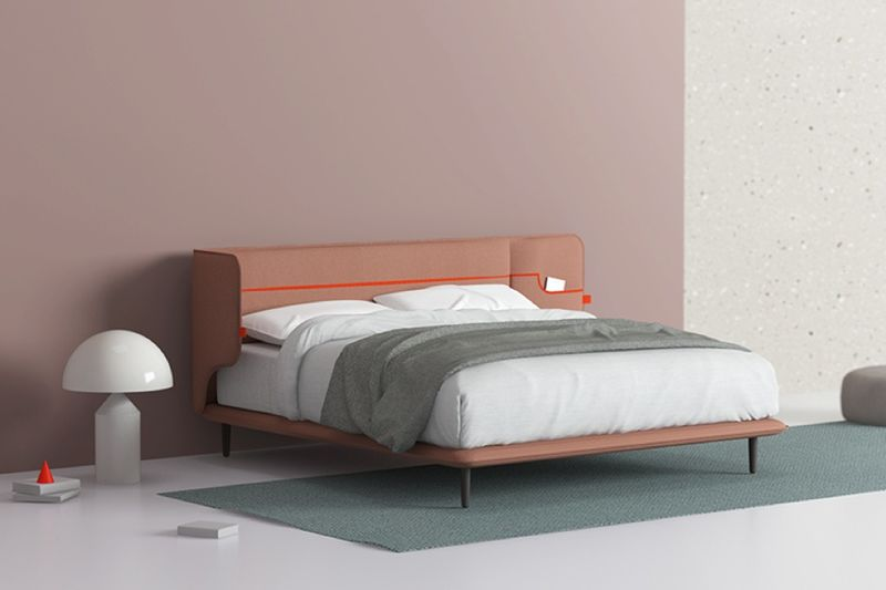 Malleable Headboard Beds