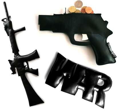 Plush Weaponary