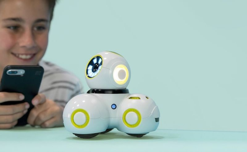 Programmable Education Robots