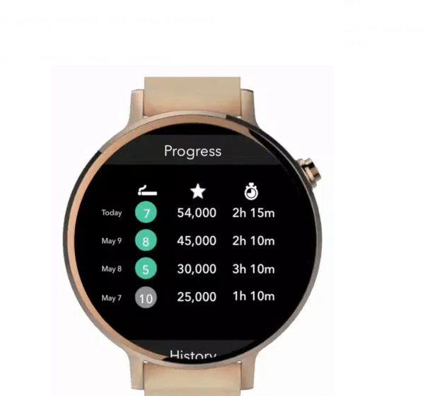 Habit-Reducing Smartwatches