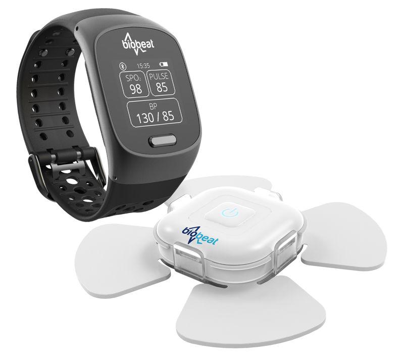 Cuffless Blood Pressure Monitors