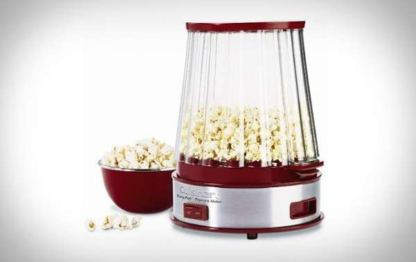 Personal Popcorn Poppers
