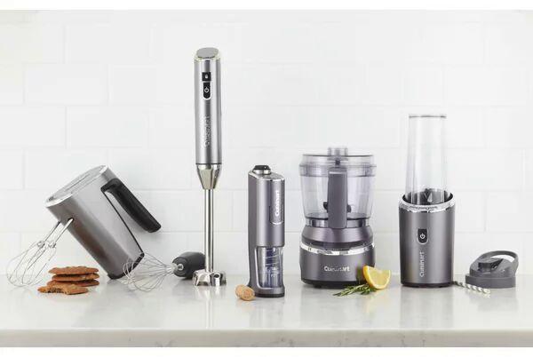 Compact Cordless Kitchen Appliances