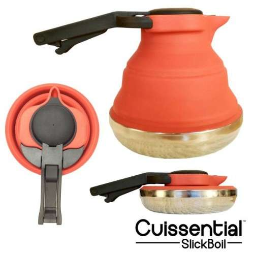 Collapsible Silicone Kettle