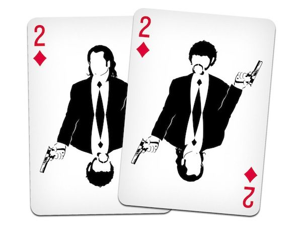 Cinematic Playing Cards