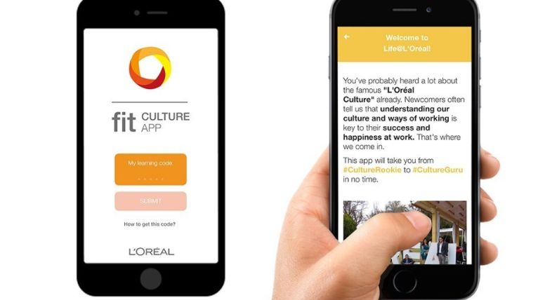Gamified Company Culture Apps