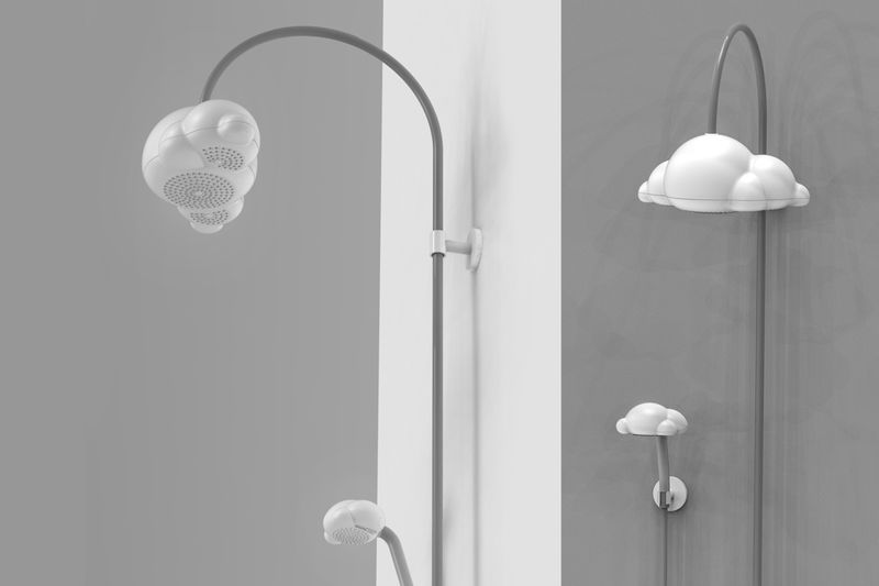 Cloud-Inspired Shower Heads