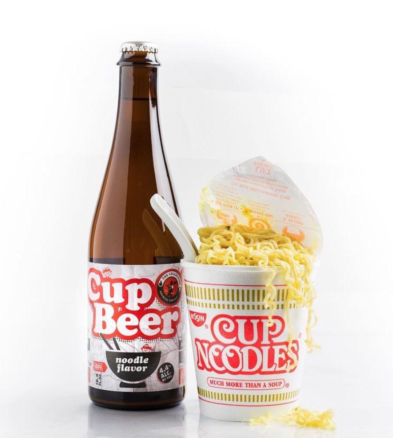 O Beer Ramen Noodle Be...