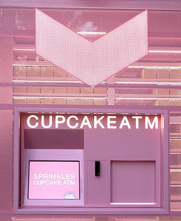 Custom Cupcake Dispensers