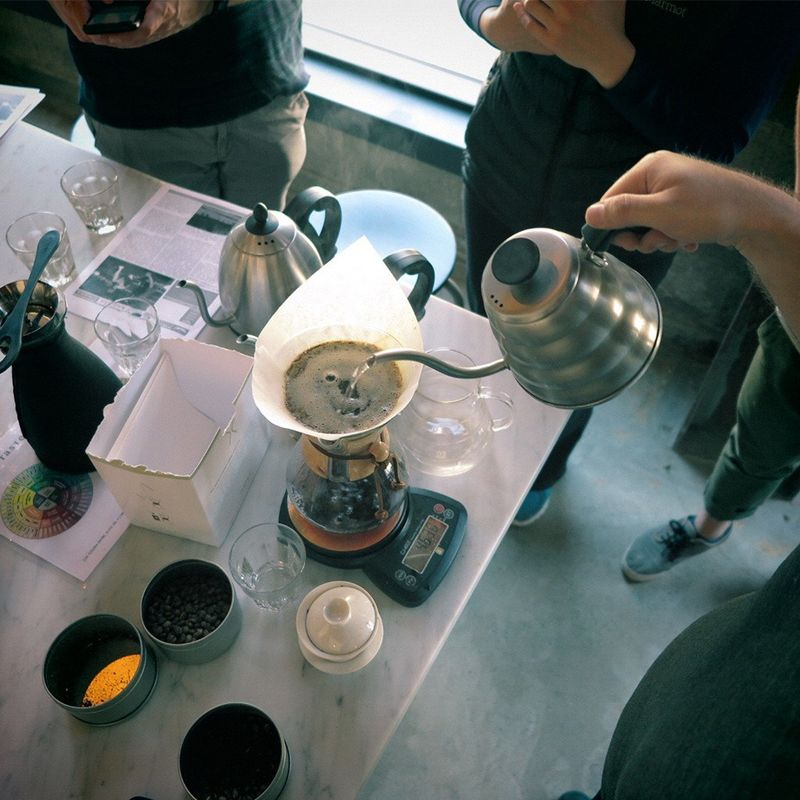 Craft Coffee Marketplaces