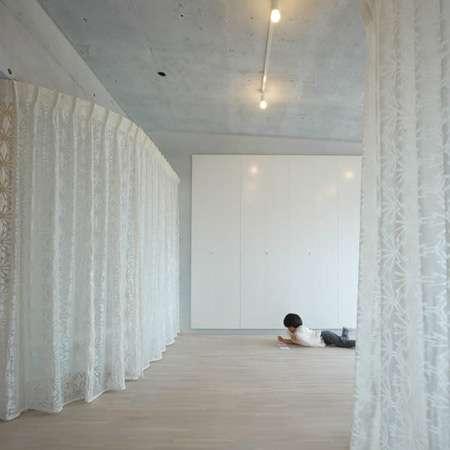 Velvet Curtain Walls