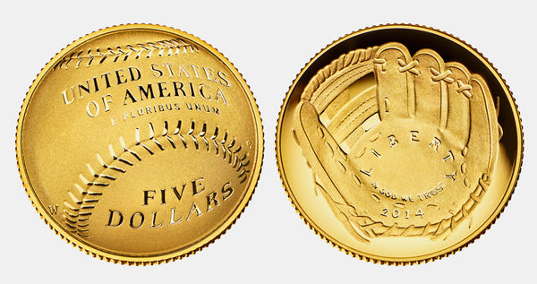 Curved Dollar Coins