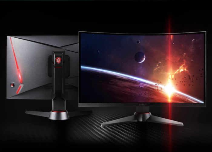 Intensive Gamer PC Screens