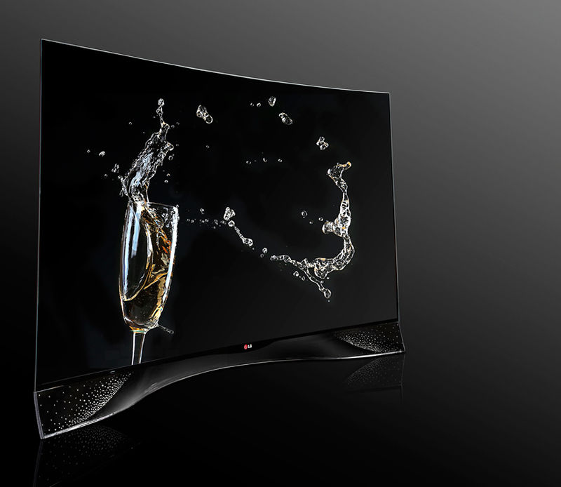 Diamond-Encrusted TVs
