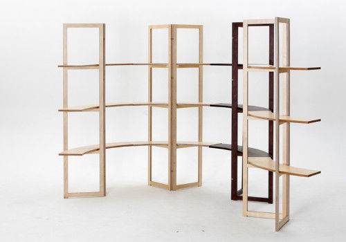 Undulating Storage Solutions